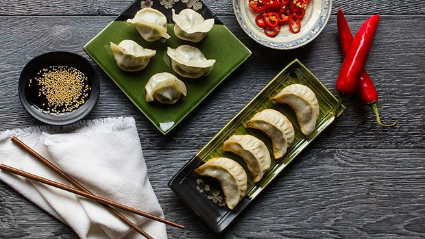Lotus Dumpling Bar - Sydney's very own answer to dumpling royalty