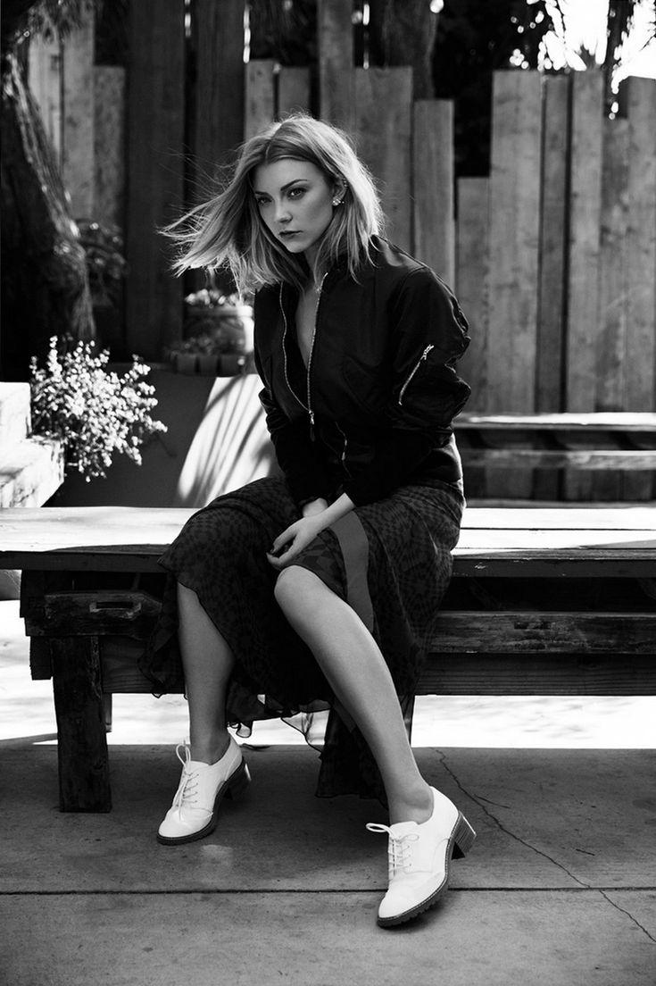 Natalie Dormer for Nylon Magazine, January 2014