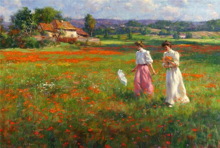 Maher Art Gallery: Gregory Frank Harris