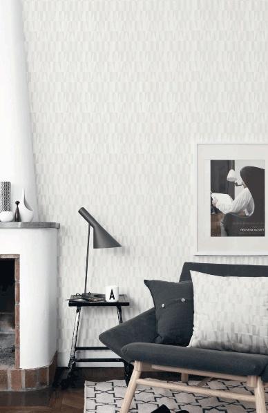 Wallpaper livingroom