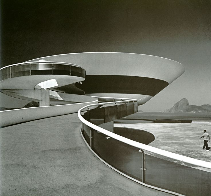 Oscar Niemeyer- Mac em niteroi