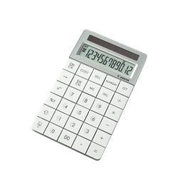 Calculadora Canon X MARK 1 Calculadora financiera - 12 dígitos - panel solar - blanco flamante   PRECIO: 17.06€