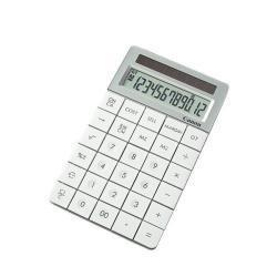 Calculadora Canon X MARK 1 Calculadora financiera - 12 dígitos - panel solar - blanco flamante   PRECIO: 17.06€