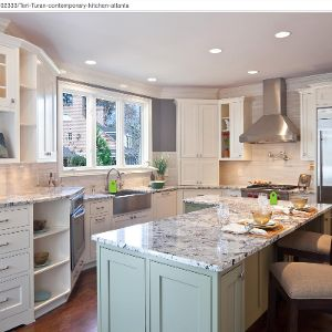 Swiss coffee paint decorations painted countertops