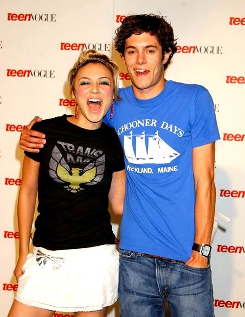 samaire armstrong and adam brody | TV | Pinterest | The oc ...