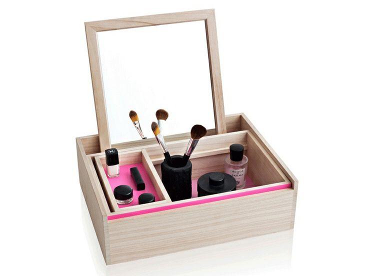 Balsabox Jewelry and Keepsake Box