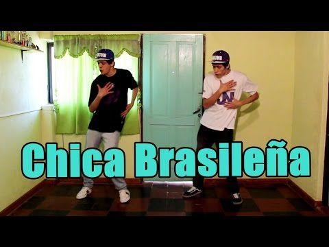 El Super Hobby - Chica Brasileña - YouTube