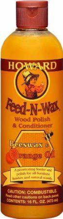 Howard Feed-N-Wax