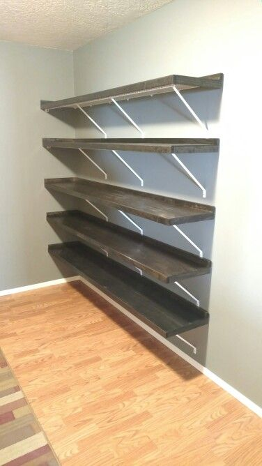 1000 Ideas About Wire Shelves On Pinterest Wire