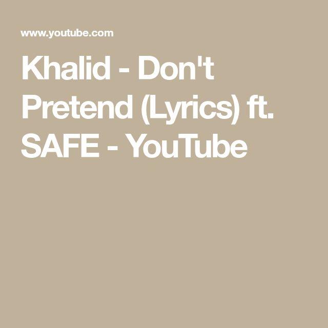 Lyrics to safe sex — img 1