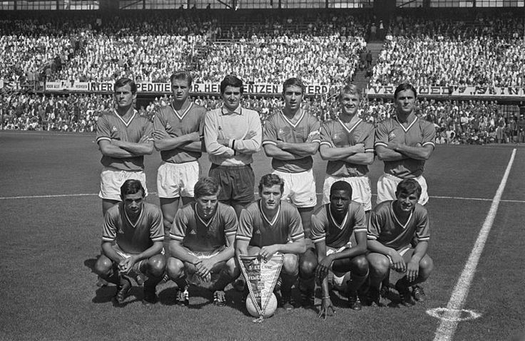 AS st etienne 1968