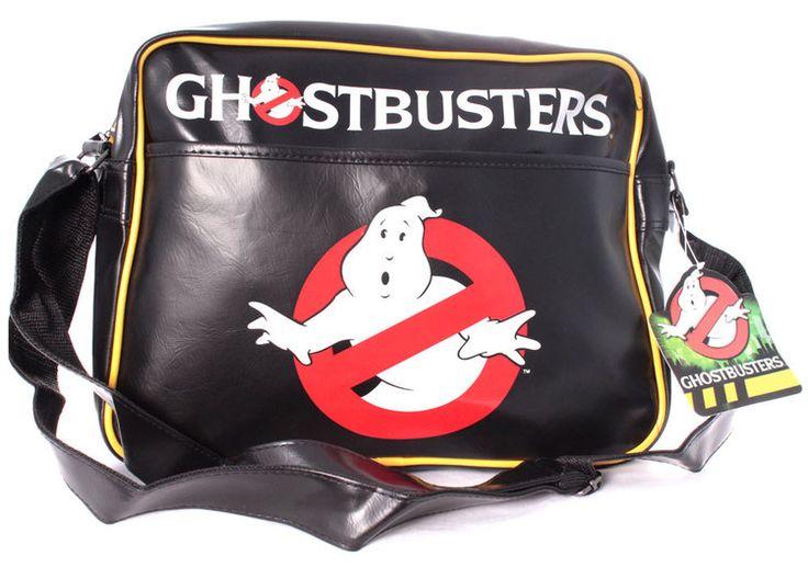 Ghostbusters Umhängetasche Logo