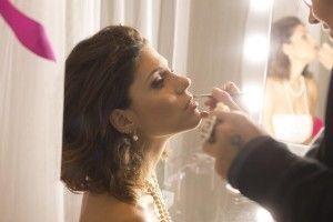 Cantoni for Carlotta with color's fairy. http://www.cantonishop.it/blog/magia-di-uno-specchio-come-ti-trasformo-un-avvocato-in-pin-up/ #makeupprofessional #cantonifairy #cantonicolors