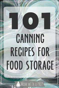 one hundred and one+ Canning Recipes for Meals Storage - Mother with a PREP. *** Find out even more at the photo