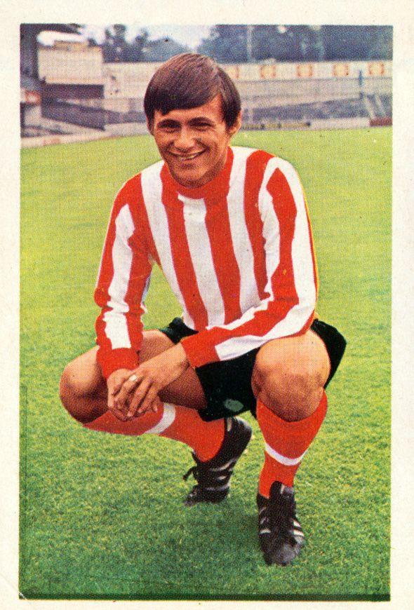 Southampton F.C. Bobby Stokes