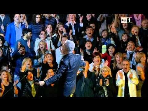 Claudio Baglioni - Gianni Morandi La vita è adesso #capitanicoraggiosi