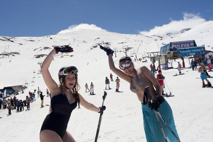 10 Reasons To Ski In Spanish Sunshine