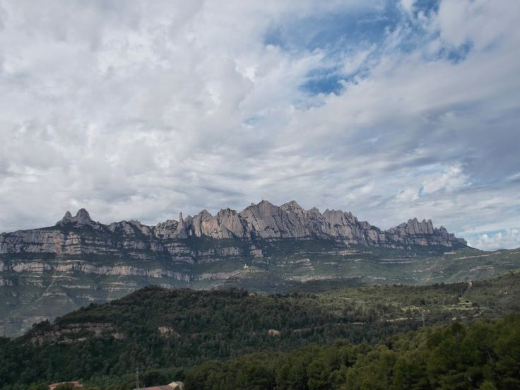 Sport climbing holiday in Montserrat, Catalunya, Spain.