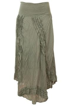 Namastai dresses buy online Uneven Hem Long Skirt - Womens Long Skirts - Birdsnest Buy Online