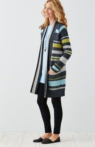Classy cardigan outfits for spring 2019 08