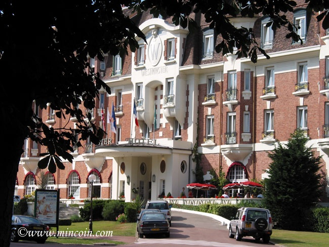 Westminster Hotel - Le Touquet, France