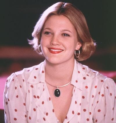 Drew Barrymore in the Wedding Singer