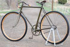 1898 Antique Davis Dayton Model 22 Special Road Racer Bike