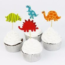 Del partido del dinosaurio de acolchados recoge decoración para los niños la fiesta de cumpleaños favorece fuentes de la decoración de venta al por mayor(China (Mainland))