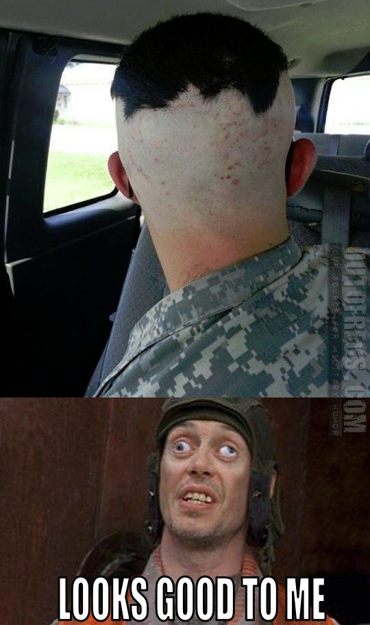 OutOfRegs - Archives | Barracks Cut | Military Humor ...