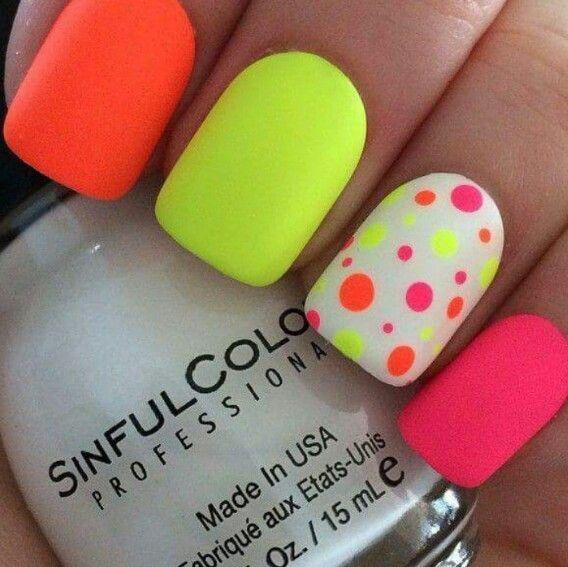 Mejores 12 imágenes de nails en Pinterest   La uña, Maquillaje y ...