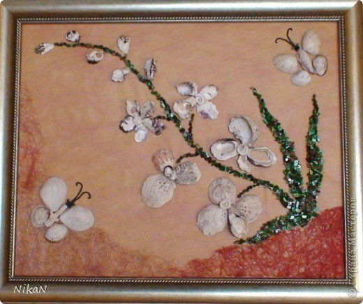 307 best images about shell art iii on pinterest sea for Arts and crafts with seashells