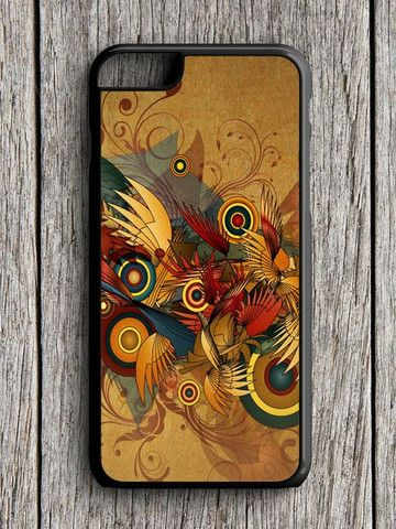 Abstract Art Painting iPhone 6 Case