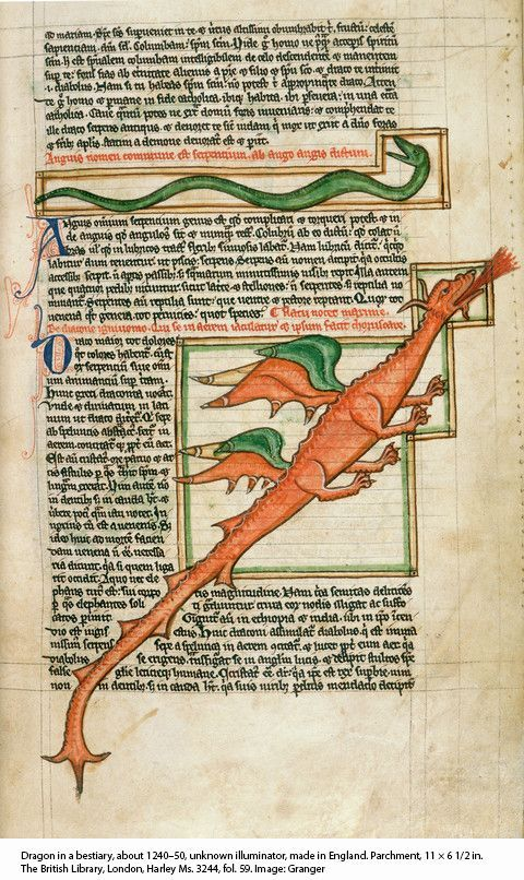 Book of Beasts The Bestiary in the Medieval World