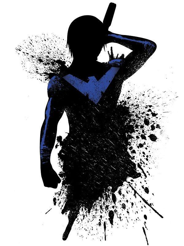 Best 25+ Nightwing Wallpaper Ideas On Pinterest ...