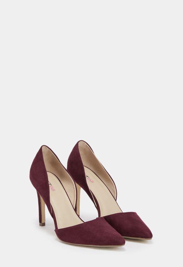 Steve Madden Boldd, Schuhe, Absatzschuhe, Stilettos, Grau, Lila, Female, 36