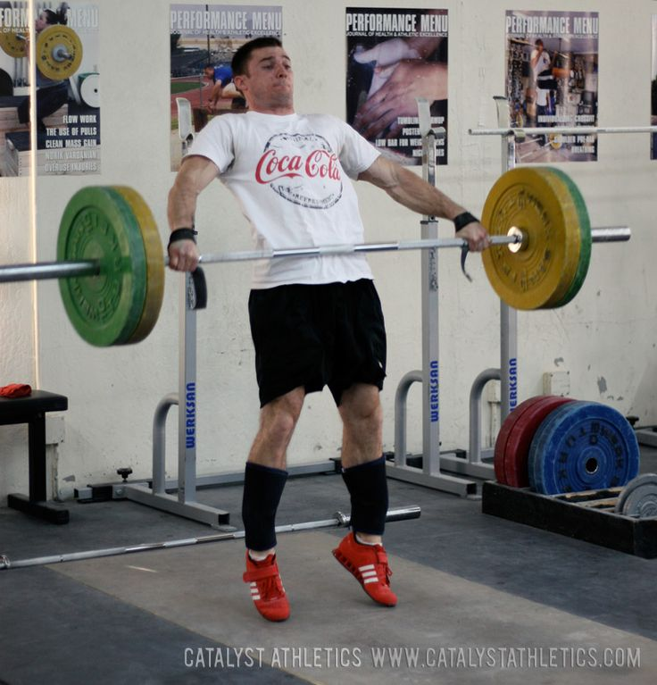 The Inside Track On Powerlifting Tactics: Olympic Lifting Images On