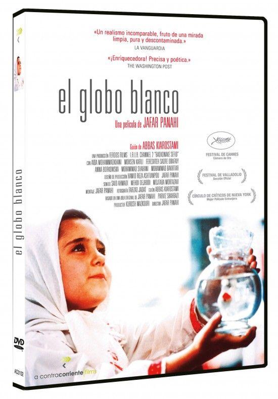 El globo blanco (1994) Irán. Dir.: Jafar Panahi. Drama. Infancia - DVD CINE 2373