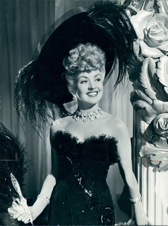 80 Best Most Favorite Female Stars Betty Grable Images