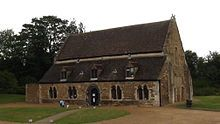 Oakham Castle -Rutland. Constructed between 1180 and 1190. Known for its collection of massive horseshoes and is one of the best examples of Norman Architecture in England. The Great Hall is al that remains and is licensed for Civil Ceremonies