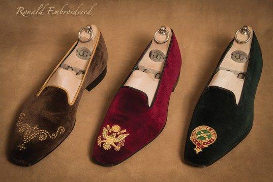 Velvet Wonders Men S Shoes