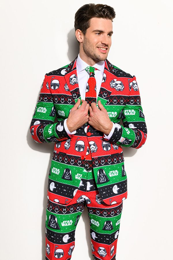 8184fa865d120d Men's Star Wars Christmas outfit with the suit from OppoSuits ...