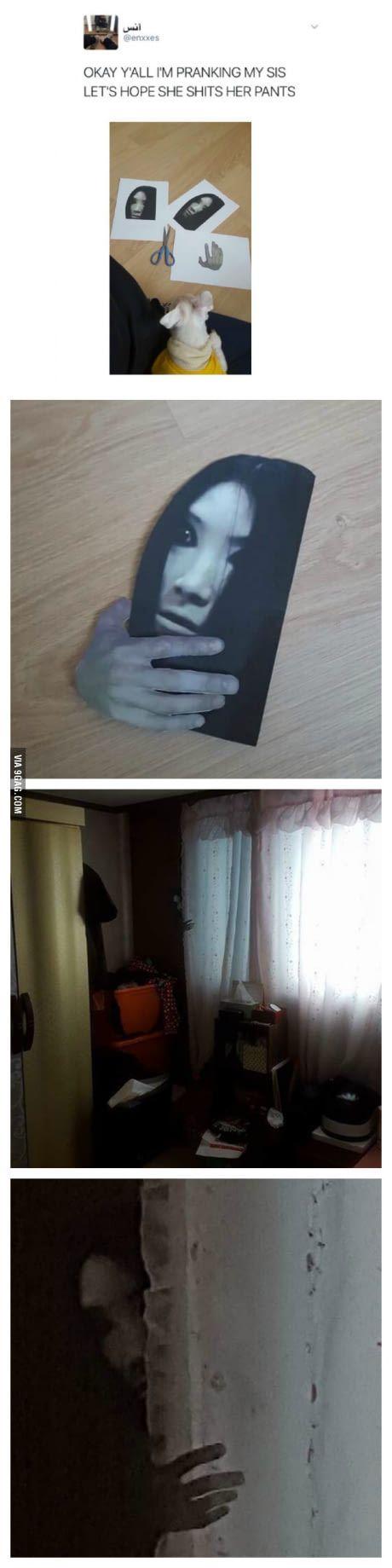 Best Halloween prank