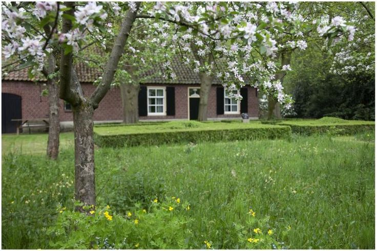 Kies voor boerderijtuin landelijke tuinen pinterest tuinen boerderij tuin en cottage tuinen - Geplaveid voor allee tuin ...