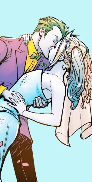 """"""" I had HOPED we would leave TOGETHER, but this deram has to end. """" Harley Quinn #13 ( 2016 )♥ ♦ «Joker & Harley»"""