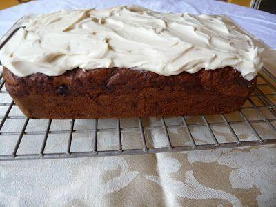 SPLENDID LOW-CARBING BY JENNIFER ELOFF: ZUCCHINI CARROT CAKE LOAF