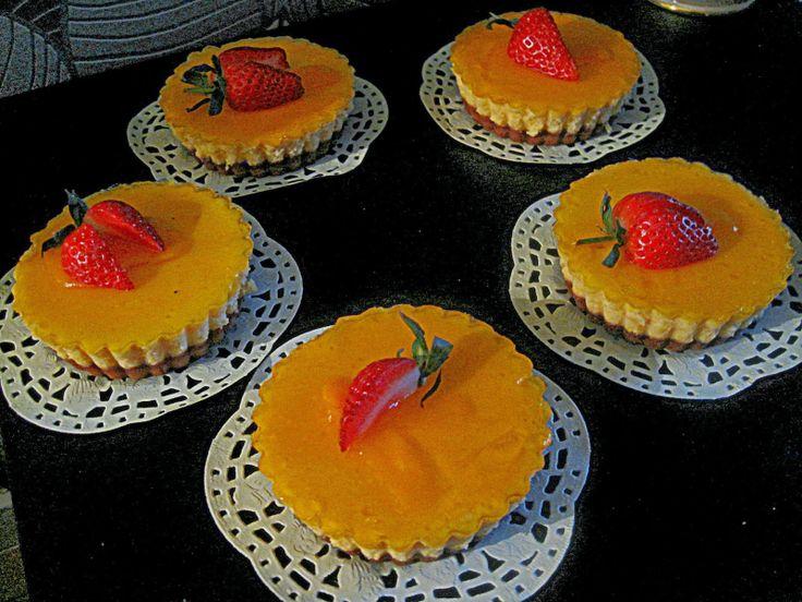 Mango cheesecake <3