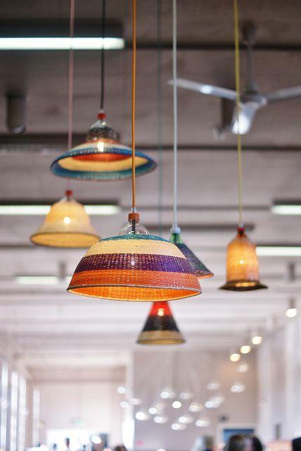 piet hein eek - lights | Flickr: Intercambio de fotos
