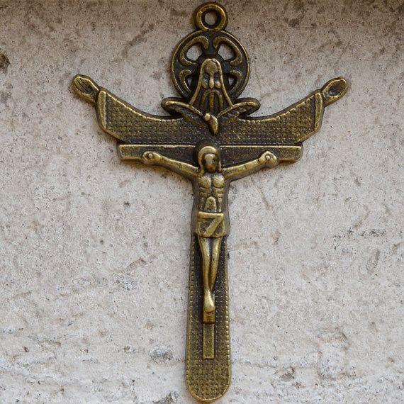 5 PCS Father Son Holy spirit Catholic by CatholicHosannaGifts,