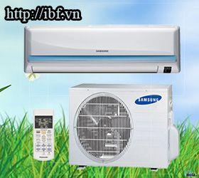 Điều hòa treo tường Samsung AS12UU một chiều lạnh công suất 12.000 Btu/h  http://ibf.vn/sanpham/1383/170/Samsung.html