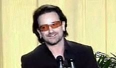 Online Speech Bank: Bono - 2006 National Prayer Breakfast Keynote Address ••• This takes a few minutes but it is worth your time•••
